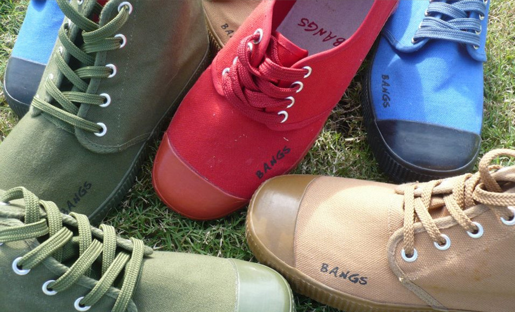 Bangs Shoes Nest Natural Home